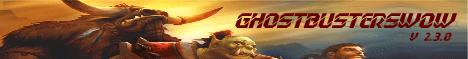 GhostBustersWoW Banner