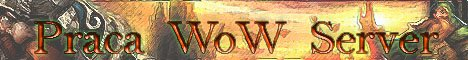Praca WoW Banner