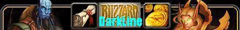 WoW DarkLine PvP Server Banner