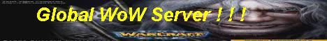 Global WoW Server Banner