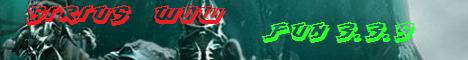 Sirius WoW Banner