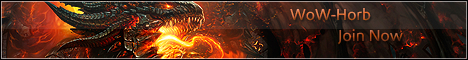 WoW-Horb Professional 3.3.5a Server Banner