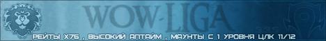 WoW-Liga  Banner