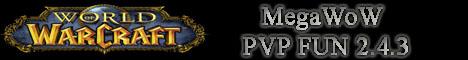MegaWoW PVP FUN Banner