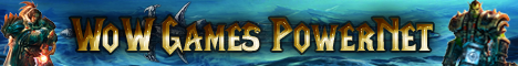 WoW Games PowerNet Banner