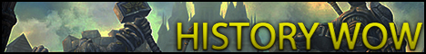History-WoW Private Server 1.12.1,2.4.3,3.3.5  Banner