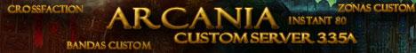 Arcania Custom Banner