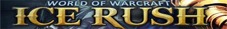 ICE RUSH Banner