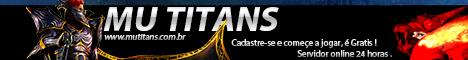 MU TITANS - MUONLINE SERVER Banner