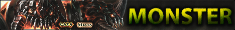 Monster WoW Legion 7.0.3 & Катаклизма 4.3.4  Banner